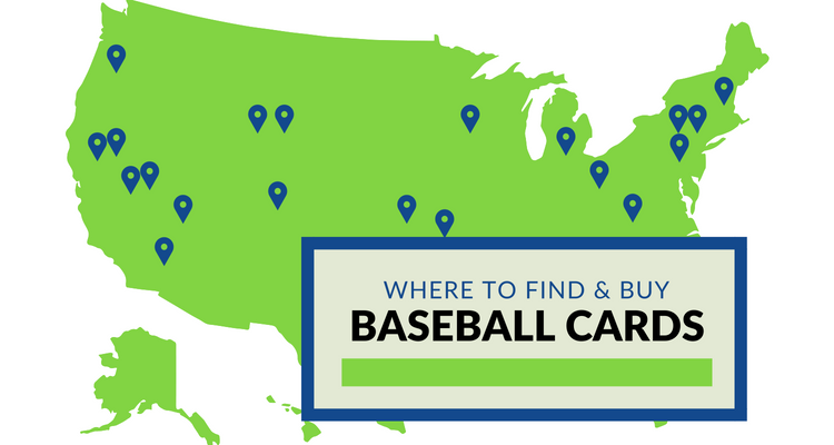 Where To Get Baseball Cards Where To Buy Them Ballcard Genius