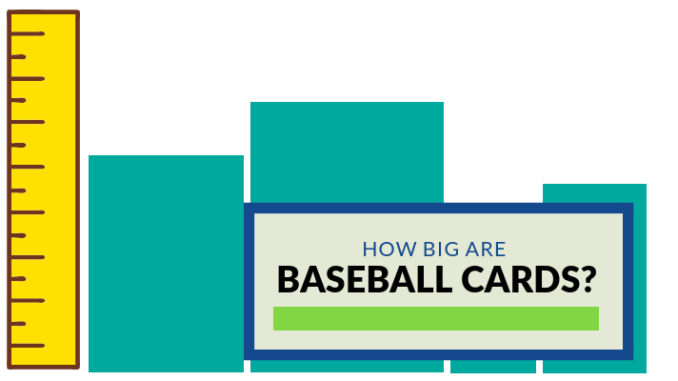 How Big Are Baseball Cards Ballcard Genius